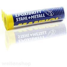 MANNOL Epoxidkitt Stahl+Metall Epoxyspachtel 2-Komponentenkleber 9928 56g