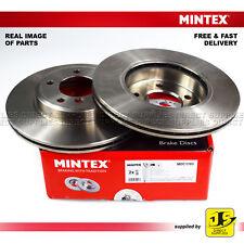2X Mintex Anteriore Freni a Disco MDC1383 Alpina Roadster BMW 3 E46-Z3 E36-Z4 E85