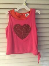 GUESS ~Toddler Girls ~ Pink  Shirt  ~ GUESS  ~  24M ( Two Shirt)
