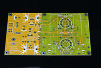 PRT-06A 12AX7 +12AT7 Tube preamplifier bare PCB base on MATISSE preamp     L7-34