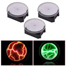 Pocket Plasma Disk Plate Lighting Sensor Plasmakugel Lichteffekt Party Dekor