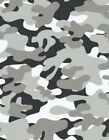 Camouflage Gray Notebook - 5x5 Graph Paper: 130 Pages 8.5 X 11 Quad Ruled
