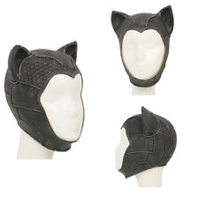 Catwoman Mask Batman Arkham Knight Cosplay Full Head Latex Mask Costume Props