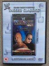 WWF WWE Wrestlemania 17 X-Seven Tagged Classics DVD
