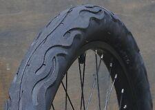 "24"" x 3"" Flame Chopper Bicycle Slick TIRE Vintage Schwinn Cruiser Lowrider Bike"