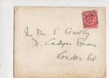 REV S Crawley Cadogan SQUARE Londra SW 1904 COVER 440b
