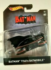 2020 Hot Wheels-Batman-Batman 1940's Batmobile-1:50 Boys 8+