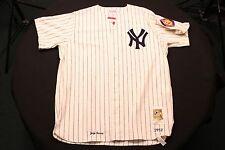 Mitchell and Ness 50th Year 1952 #8 Yogi Berra New York Yankees Jersey Size 52