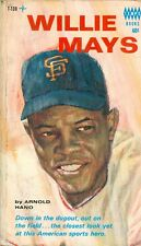 Willie Mays by Arnold Hano (1966, Paperback)