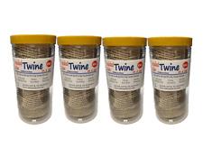 Twine #60 Braided Nylon (Pack of 4) - 25008