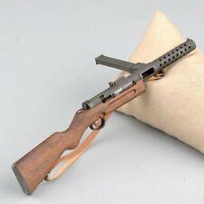 1/6 War Weapon Model MP28 Submachine Gun Toy Soldiers Accessories