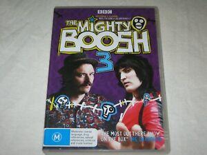 The Mighty Boosh - Season 3 - 2 Disc - Region 4 - VGC - DVD