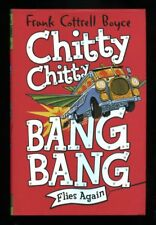 Frank Cottrell Boyce - Chitty Chitty Bang Bang Flies Again; DOUBLE SIGNED 1st