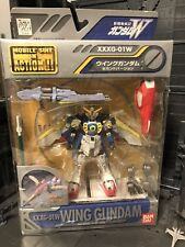 Bandai Transforming Wing Gundam MSIA figure Action Figure Msia