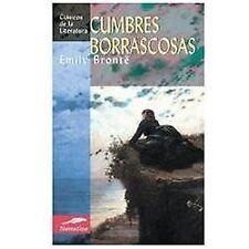 Cumbres borrascosas (Clásicos de la literatura series) (Spanish Edition), Brontë