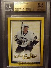 2005-06 - BEEHIVE #101 - Sidney Crosby - RC - BGS 9.5 Gem Mint w/10 - Penguins