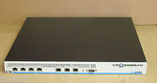 Crossbeam C10-6 Security Network Switch C10-6C Rackmounted Security Appliance
