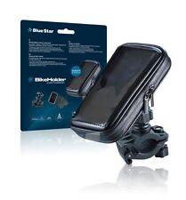 Support VELO et MOTO + housse de protection pour GSM et Smartphone - Universel