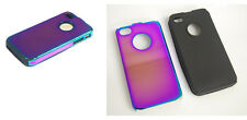 iPHONE 4 4s 4 s Neo chrome NEOCHROME CASE FINISH NEW by ZERG INDUSTRIES