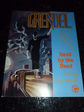 GRENDEL Comic - Devil by the deed - Comic book - Date 1988 - Comico Comics