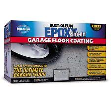 EPOXY SHIELD Garagenboden Beschichtung, neue Generation, Grau RAL7001 Rust Oleum