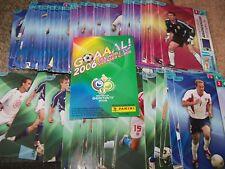 Panini FIFA World Cup WM 2006 Licensed Cards GOAAAL WM 06
