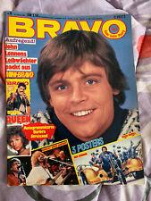 Vintage Bravo,Mark Hamill, Barbra Streisand; Queen