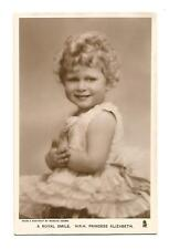 Raphael Tuck Sons Royal Figure-Children Collectable Royalty Postcards