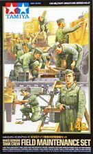 Tamiya 1/48 scale WWII German Tank Crew