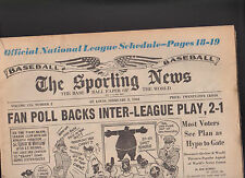 The Sporting News TSN Robert Whitlow Chicago Cubs February 2 1963