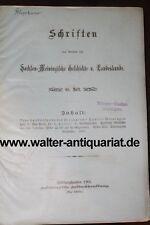 Sachsen-Meiningen Neue Landeskunde des Herzogtums (9) 1903 Geschichte Thüringen
