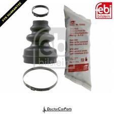 CV Boot Gaiter Kit Front Inner FOR PEUGEOT 406 96->04 1.9 Diesel 8B 8E/F