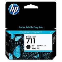 HP 711 38-ml Black DesignJet Ink Cartridge - Free Next Business Day Delivery