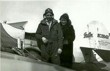 "GRANVILLES & GEE BEE D NC 11043  -  5"" X 7"" AIRPLANE PRINT PHOTOGRAPH"