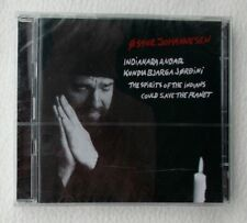 Ossur Johannesen : The Spirit of the Indians Could Save the Planet NEW SEALED CD