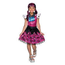 Girls Draculaura Dress Monster High Costume