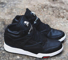 Reebok Pump Omni lite Mastermind Japan Men's Shoes Black/White Size 11.5
