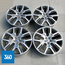 "NEW GENUINE VOLVO 21"" XC60 POLESTAR PERFORMANCE ALLOY WHEELS SET 31408013"