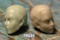 "FH046 Custom Cast Female head use with 3.75"" GI Joe Star Wars Marvel figures"