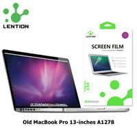 Crystal Clear Screen Protector Guard Film Cover Skin for Macbook Pro 13 (A1278)