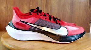 Nike Zoom Gravity Sneaker Mens Running Marathon Red Black Ct1740-600 Size 11.5