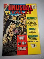 Unusual Tales #32 (Feb 1962, Charlton) [VF/NM] High Grade! Wow!