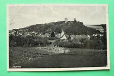 AK Neipperg 1942 Ortsansicht Häuesr Kirche Gebäude Bauernhöfe Umgebung Felder W2