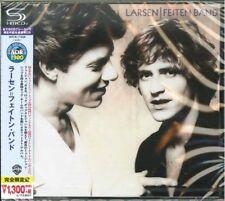 LARSEN-FEITEN BAND-LARSEN-FEITEN BAND -JAPAN SHM-CD C41