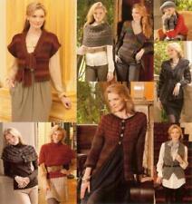 Patons Mixed Lot Crocheting & Knitting Supplies