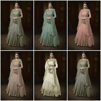 Indian Pakistani Shalwar Kameez Designer Anarkali Ready Made Salwar Suit Dress N