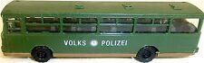 VOLKSPOLIZEI grün Volks Polizei Ikarus Bus TT 1:120  #HN5            å