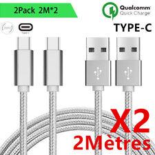 CABLE Chargeur USB Type c Résistant Huawei P9/Mate9/mate20/P10/P20/Pro/P30/Lite