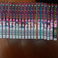 JAPAN Kentaro Yabuki manga: To Love-Ru Darkness vol.1~18 Complete Set