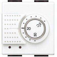 BTICINO LIVINGLIGHT N4441 TERMOSTATO CONDIZIONAMENTO 230Vac